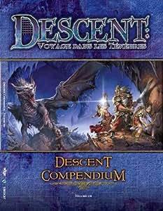 Edge - Descent : Compendium Français