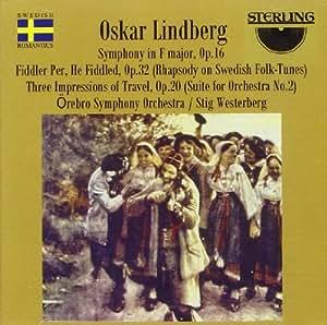 Symphony In F (Orebro So, Stig Westerberg)
