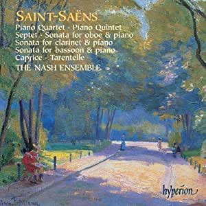 Camille Saint-Saëns : The Nash Ensemble