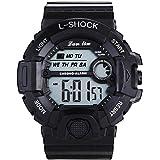 Sport/Kids Digital Watch Water Resist,Led Light,alarm,Stop Watch and Calender , 2725245112537