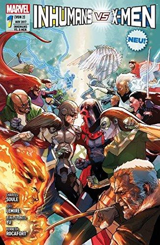 Inhumans vs. X-Men: Bd. 1 - Emma Frost Von X-men