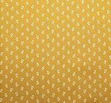 Farbenspiel Schmuckzubehör Baumwollstoff 115cm breit •