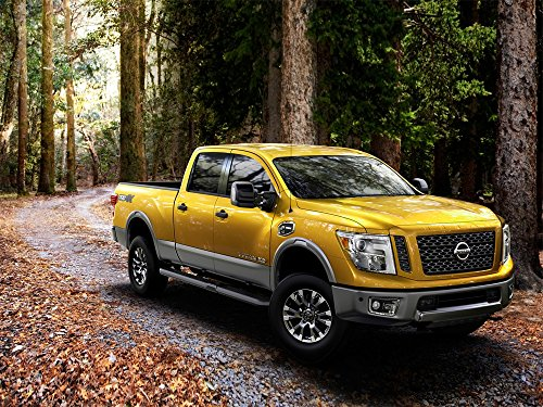 classic-and-muscle-car-ads-and-car-art-nissan-titan-xd-2016-truck-art-poster-print-on-10-mil-archiva