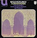 Scheherazade / Capriccio Espagnol - Nikolai Rimsky-Korsakov - London Symphony Orchestra, The, Igor Markevitch LP
