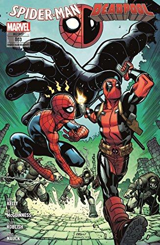 Spider-Man/Deadpool: Bd. 3: Ziemlich nicht so beste Freunde (Beste Deadpool Comics)