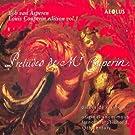 Pr�ludes de Mr Couperin /vol.1