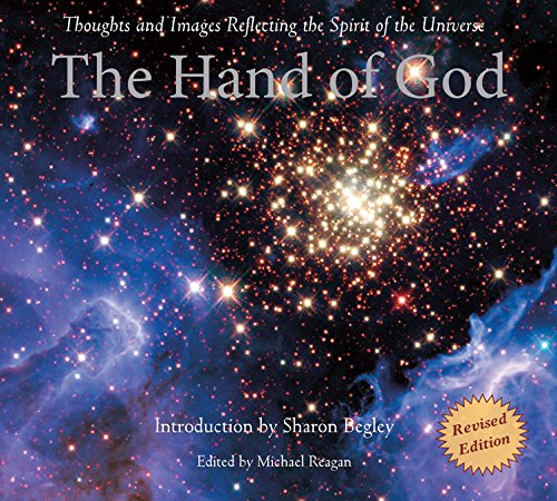 The Hand of God: Thoughts and Images Reflecting the Spirit of the Universe por Michael Reagan