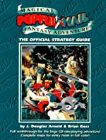 Popful Mail - The Official Strategy Guide de J.Douglas Arnold