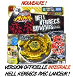 Best Beyblades rares - Hell Kerbecs TRES RARE - Version officielle intégrale Review