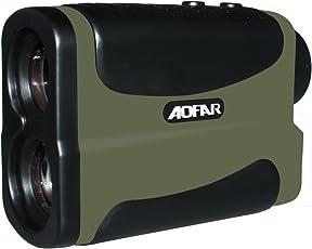 Entfernungsmesser Golf Laser Rangefinder Für Jagd Weiss 600 Meter : Entfernungsmesser zubehör geräte sport freizeit amazon