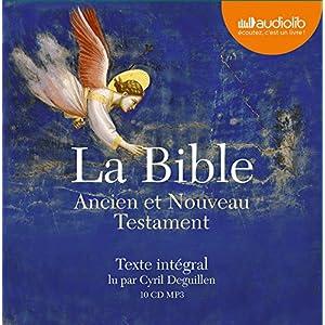 La Bible (cc) - Audio livre 10 CD MP3