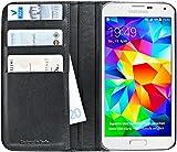 Artwizz Wallet für Samsung Galaxy S5 schwarz
