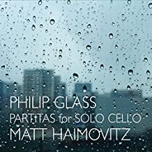 Glass: Partitas for Solo Cello