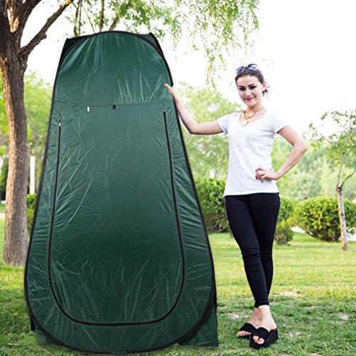 Hehilark Shop Notebook Pop-up Wasserdicht Zelt von Bad Dusche Ankleidezimmer
