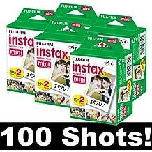 Fujifilm Instax 5x 20película Mini para Instax Mini 8, Mini 90