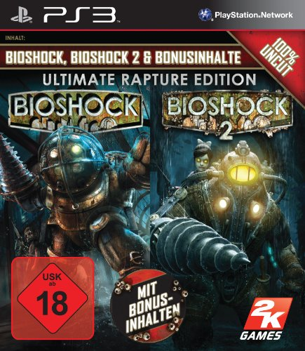 2K Games BioShock - Ultimate Rapture Edition - [PlayStation 3]