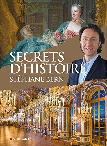 Secrets d'Histoire illustrés par Stéphane Bern