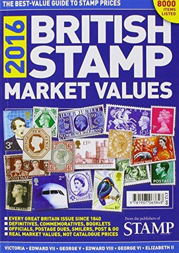 British Stamp Market Values 2016