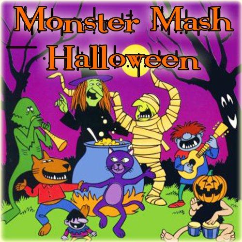 Adams Family Theme Song - Monster Song Halloween Mash