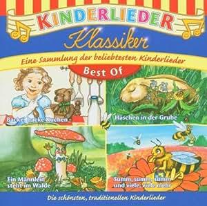 Kinderlieder Klassiker Best of
