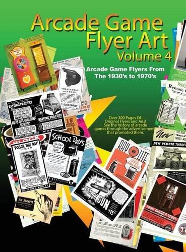 Arcade Game Flyer Art Volume 4