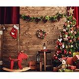 Kate Weihnachten Hintergründen Holz Vintage Motto Fotoshootings Hintergrund Famliy Hochformat Foto Hintergrund Wohnzimmer Hintergrund für Video Shoot