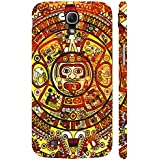 Enthopia Designer Hardshell Case Crazy Woodo Back Cover For Samsung Galaxy Mega 63 I9200