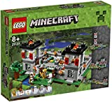 LEGO 21127 Minecraft The Fortress Building Set - Multi-Coloured