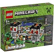 LEGO Minecraft - La Fortezza, juegos de construcción (21127)
