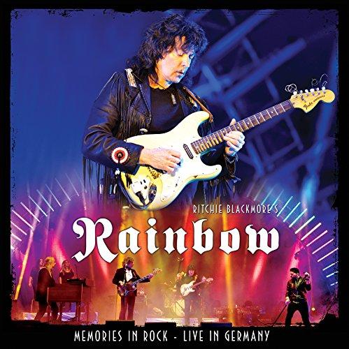 Ritchie Blackmore's Rainbow - Memories in Rock - Live in Germany  (+ Blu-ray) (+ 2 CD) [4 DVDs] (Zwei Hüte Sache, Die Eine Sache,)