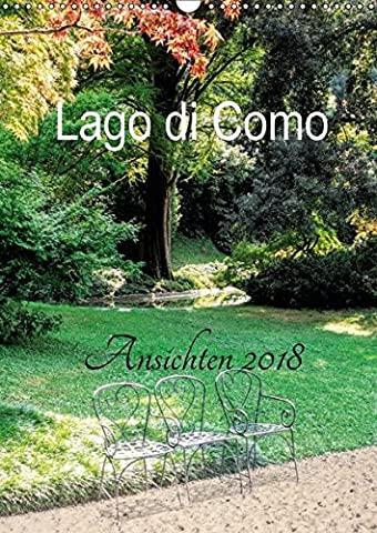 Lago Di Como - Lago di Como Ansichten 2018 (Wandkalender 2018