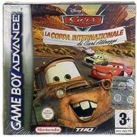 Cars la coppa internazionale di Carl Attrezzi Game Boy Advance gioco nuovo