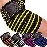 C.P. Sports T22Bankdrücken professionnel Bandage pour coude 1Paire