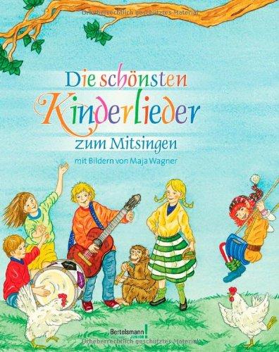 Die schönsten Kinderlieder zum Mitsingen