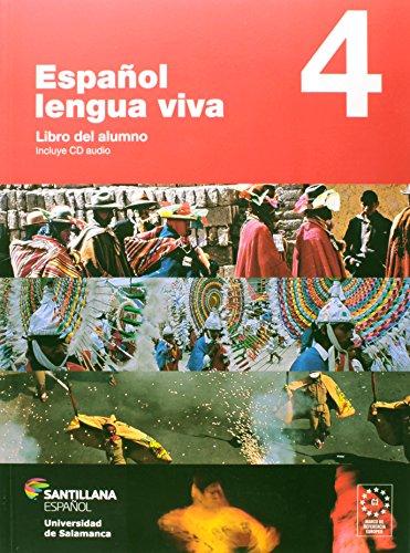 Espaol Lengua Viva 4. Libro del Alumno (Em Portuguese do Brasil)