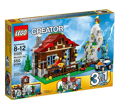 LEGO Creator - Le refuge de montagne - 31025