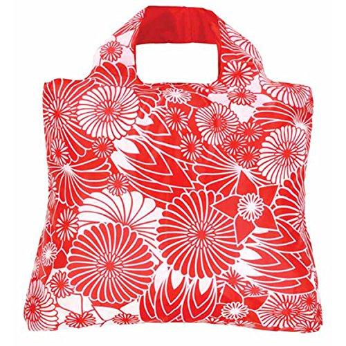 Envirosax Flora Bag 1 Sac shopping pliable et réutilisable à vie