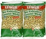 Leimer Bio-Semmelwürfel, 4er Pack (4 x 250 g)