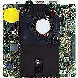 Intel BLKNUC5I3MYBE NUC-Kit Desktop PC (Intel Core i3-5010U, 16GB RAM, Intel HD Graphics 5500, kein Betriebssystem) schwarz/silber