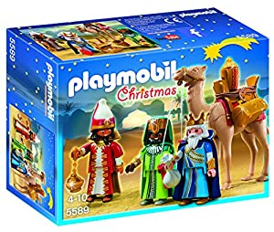 Playmobil Navidad - Playset Reyes