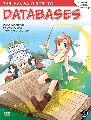 The Manga Guide to Databases por Mana Takahashi