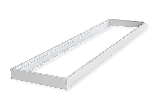 Hervorragend Linnuo® Aluminium Aufbaurahmen / Aufputz-Rahmen für LED Panel  JV07