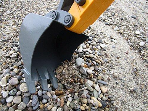 RC Auto kaufen Baufahrzeug Bild 3: RC Bagger Liebherr R936 1:20 2,4G Destruction-Set Ferngesteuertes