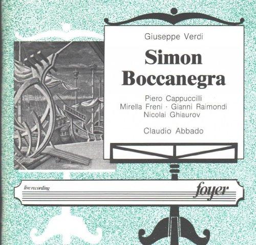 Verdi:Simon Boccanegra
