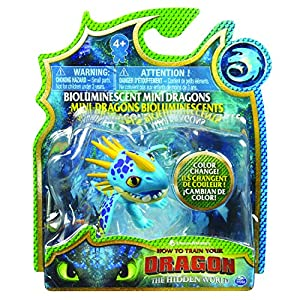 Spin Master- Mini Dragons (asst) How to Train Your Dragon Figura de Juguete, Multicolor (20104710)