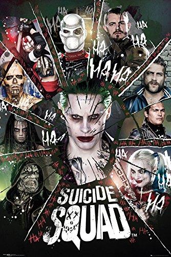 GB eye LTD, Suicide Squad, Circulo, Maxi Poster, 61 x 91,5 cm
