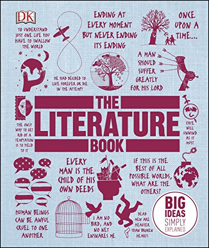 The Literature Book: Big Ideas Simply Explained (English Edition)