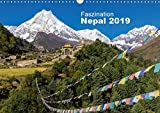 Faszination Nepal (Wandkalender 2019 DIN A3 quer): Der Reiz Nepals sind seine authentischen Menschen und die grandiose Natur, welche hier fotografisch ... (Monatskalender, 14 Seiten ) (CALVENDO Natur)