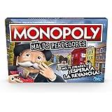Monopoly - Malos Perdedores - Hasbro E9972105