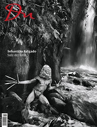 Buchseite und Rezensionen zu 'Du 851 - Sebastiao Salgado: Salz der  Erde' von Oliver Prange